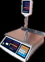 Ваги зі стійкою електронні торгові ВТД-ЕД, 3 кг, фото 1