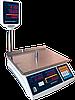 Електронні ваги торгові зі стійкою ВТД-ЕД, 6 кг