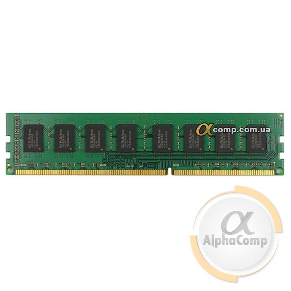 Модуль пам'яті DDR3 4Gb Kingston (KVR16S11/4G) 1600