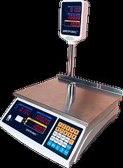 Весы торговые, 30 кг ВТД-ЕД(F902H-30EDpro)