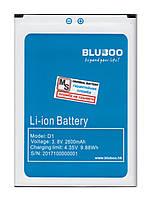 Аккумулятор Bluboo D1 (2600 mAh). Батарея Bluboo D1. Original АКБ (новая)