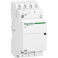 Модульный контактор Acti9 iCT16A 3НО 220В Schneider Electric A9C22813