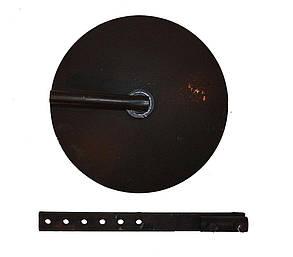Окучник дисковый для мотоблока (комплект из двух дисков D=390 мм), фото 2