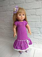 Платье для кукол Паола рейна 42 см и других подобных - ручная работа