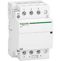 Модульний контактор Acti9 iCT40A 3НО 220В Schneider Electric A9C20843