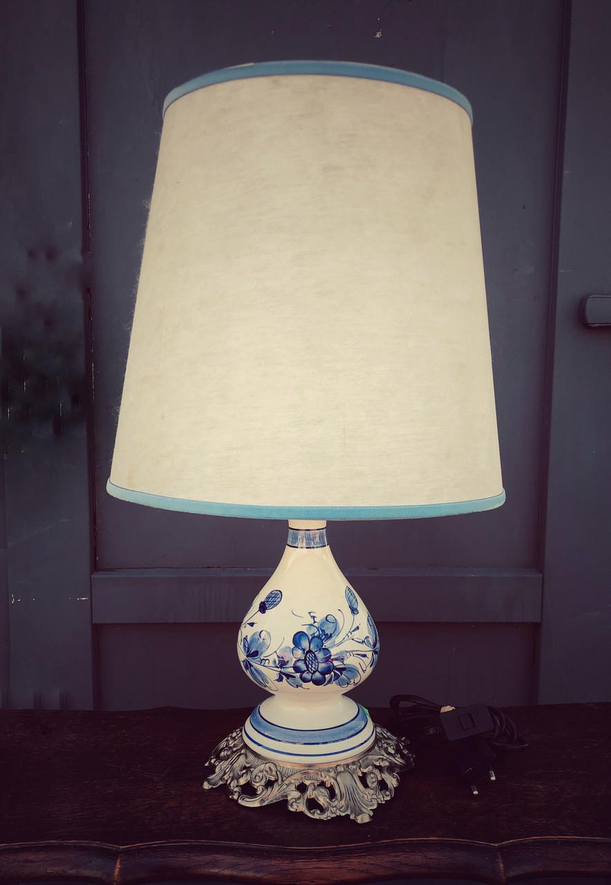 Настольная лампа из Германии  «Скузи»
