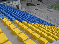 Ремонт, монтаж, демонтаж, реконструкция трибун стадиона