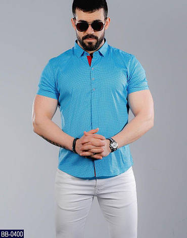 Рубашка BB-0400, фото 2