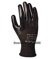 Перчатки нитриловые, с неполным обливом № 4582, фото 1