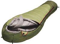 Спальный мешок Iceland ALEXIKA 9228.0107.R, оливковый