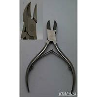 Кусачки маникюрные для удаления кутикулы YRE KDM-01-03, нержавеющая сталь, Маникюрные кусачки, Кусачки, Маникюрный инструмент