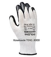 Перчатки с неполным латексным покрытием № 4182, фото 1