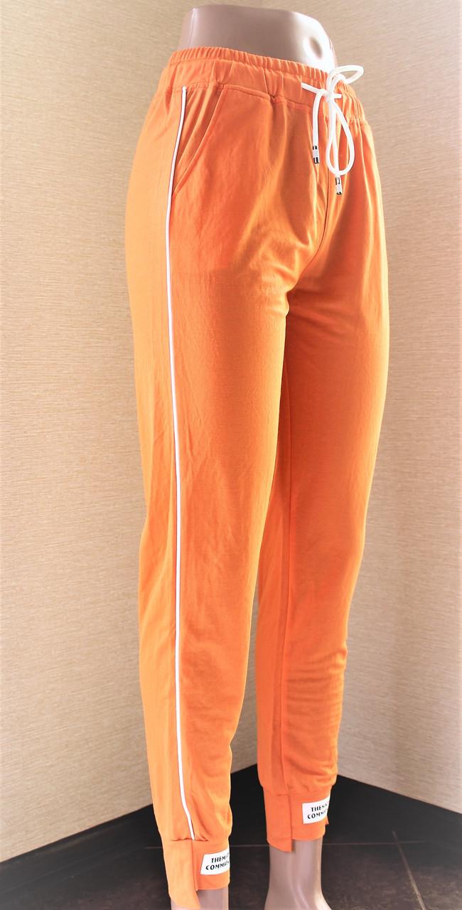 Летние, женские брюки №78 (упаковка 6 шт.)
