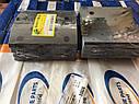 Комплект накладок тормозных задних 8 штук на автобус Баз А148, фото 3