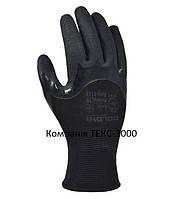 Перчатки  трикотажные с латексным покрытием Doloni № 4185, фото 1