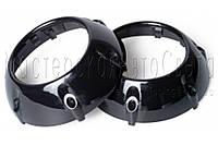 Маска GTI Black для биксеноновых линз, фото 1