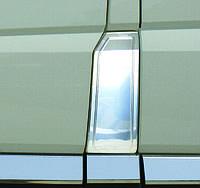 Хром накладка на лючок бака для Mercedes Sprinter, Мерседес Спринтер 2006+