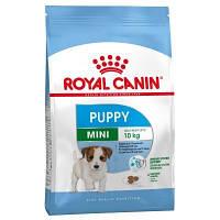 Сухой корм Роял Канин МИНИ ПАППИ Royal Canin MINI PUPPY для щенков мелких пород 8 кг