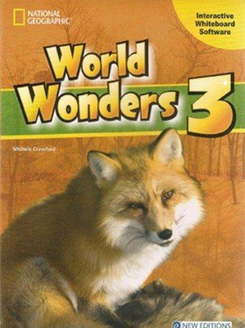 World Wonders 3 Interactive Whiteboard CD