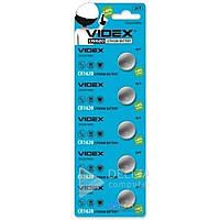 Батарейка - таблетка литиевая Videx CR1620 блистер 5шт, 3V, Lithium, батарейка Videx, Батарея, батареи и аккумуляторы, батарея