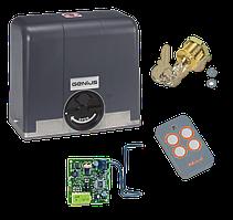 Комплект автоматики для откатных ворот Fаас Genius Blizzard 500 C (створка до 500 кг)