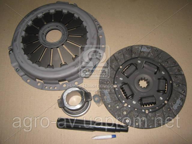 Сцепление (CK306) ГАЗ 3102, 31029,3110 с дв.406, (диск нажим.+вед.+подш.)(пр-во FINWHALE)