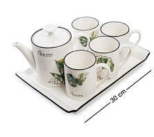 Чайний набір на 4 персони з чайником MUG-303