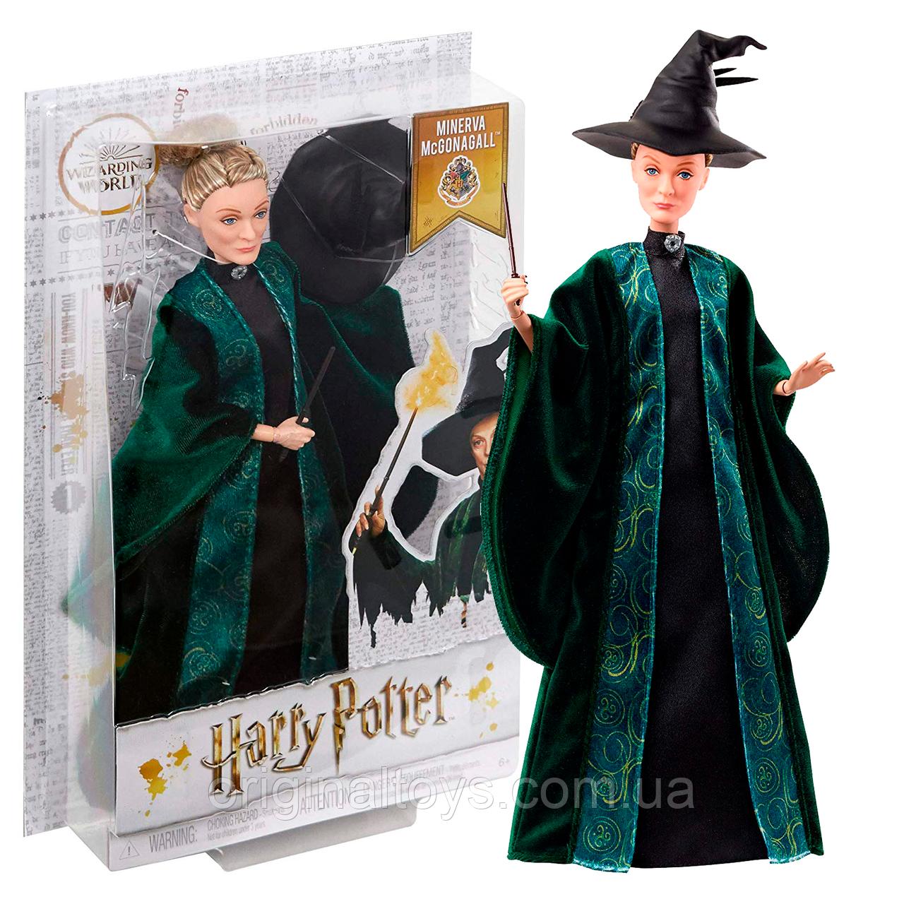 Кукла Минерва Макгонагалл - Гарри Поттер - Harry Potter Minerva Mcgonagall FYM55