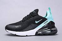 "Кроссовки Nike Air Max 270 ""Black/Mint"""