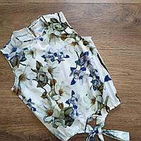 Детская блуза -топ для девочки