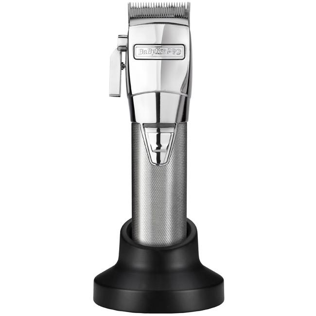 Профессиональная машинка для стрижки BaByliss PRO Barber Spirit ChromFX (FX8700E)