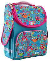 Рюкзак SMART 555930 каркасный PG-11 Funny owls