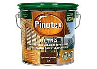 Деревозащитное средство Pinotex Ultra ореховое дерево 3л