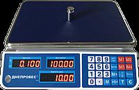 Ваги електронні торгові ВТД-ЕЛ1, 30 кг, фото 1