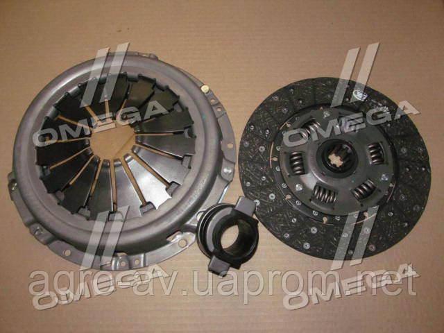 Сцепление (406-1601090) ГАЗ-3302 компл. (диск наж.+вед.+подш.) (аналог 406.1601090/130/180) (пр-во ММЗ)