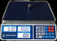 Торгові ваги без стійки ВТД-СЛ1,15 кг, фото 1