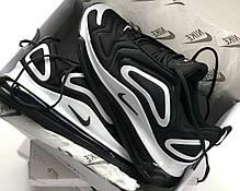 Мужские кроссовки в стиле Nike Air Max 720 Black/White (40, 42, 43, 44 размеры), фото 3