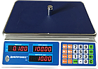 Електронні ваги для торгівлі, 15кг ВТД-Л2(F902H-15L2), фото 3