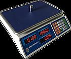 Електронні ваги для торгівлі, 15кг ВТД-Л2(F902H-15L2), фото 5