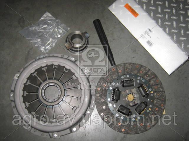 Сцепление (406-1601000-10) ГАЗ 406 (диск нажим.+вед.+подш.) (универсальное) (RIDER)