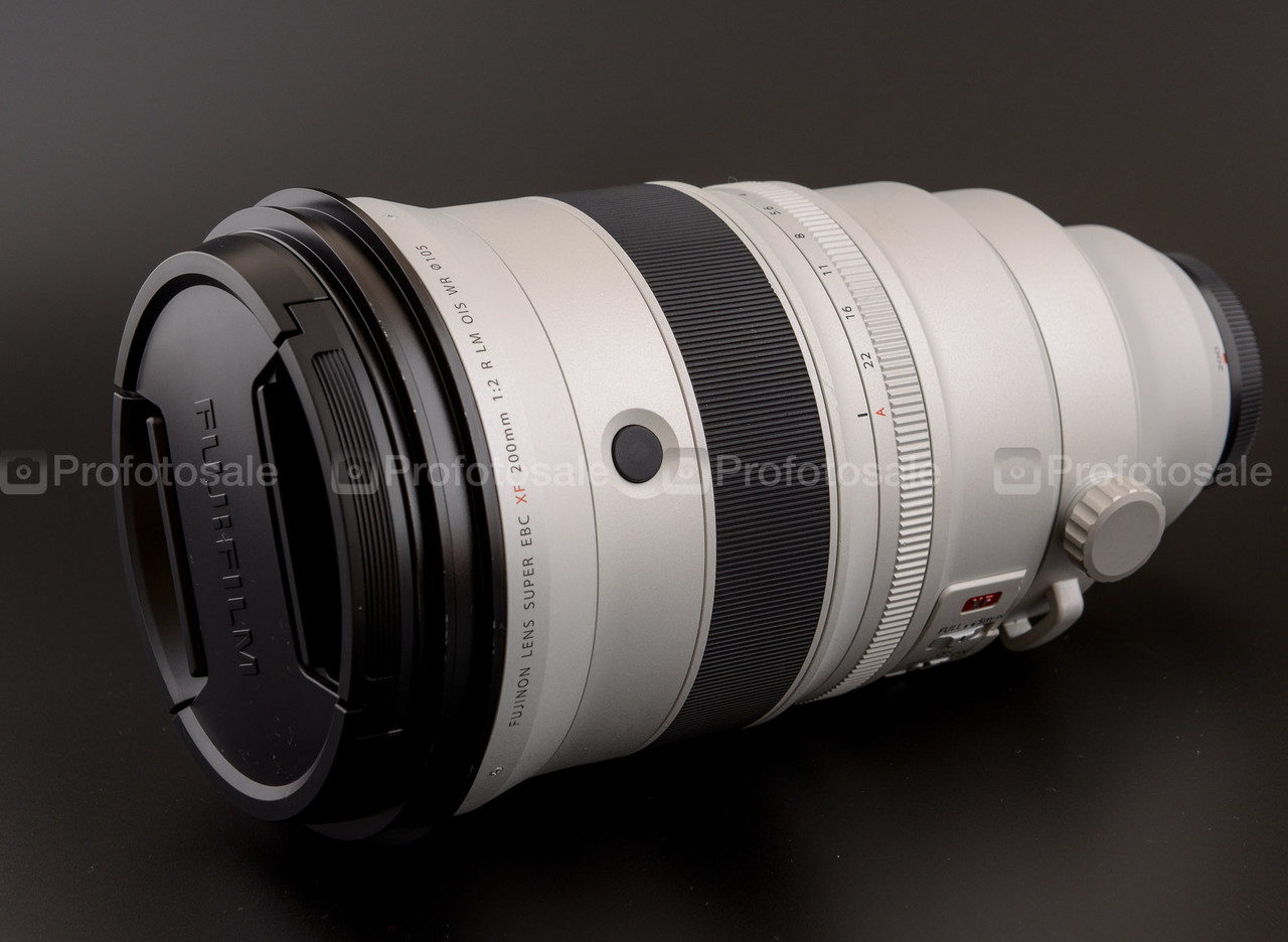 Fujifilm Fujinon XF 200mm f/2 R LM OIS WR