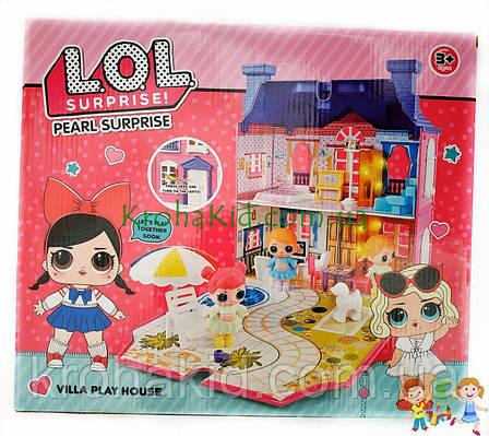 Домик для кукол Лол  / Лол дом / Дом для кукол Лол Lol-M6, фото 2