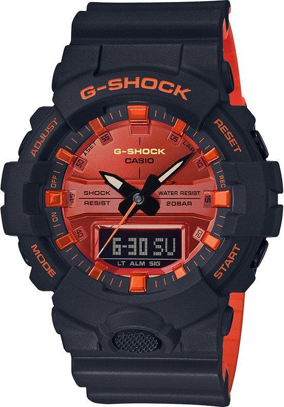 Часы Casio G-Shock GA-800BR-1A