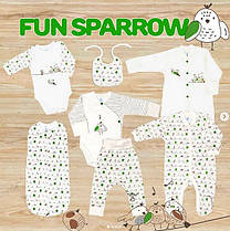 Колекція одягу VERES Funy sparrows