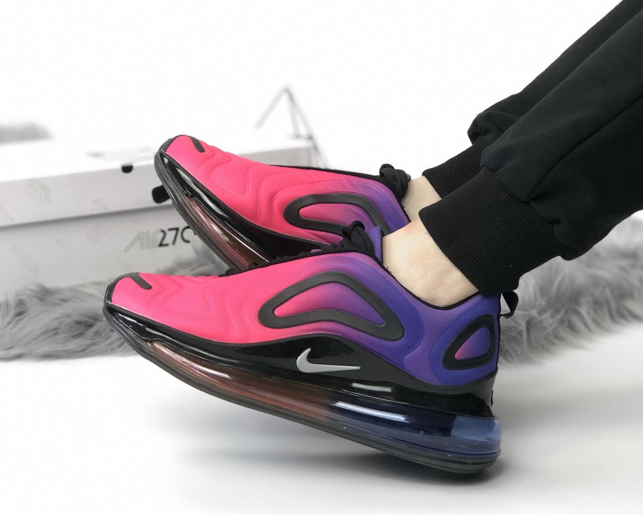 Женские кроссовки в стиле Nike Air Max 720 (36, 37, 38 размеры)