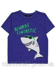 Фирменная футболка для мальчика
