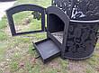 """Дровяная печь для бани """"Каменка без выноса, со стеклом"""", 8мм, фото 2"""