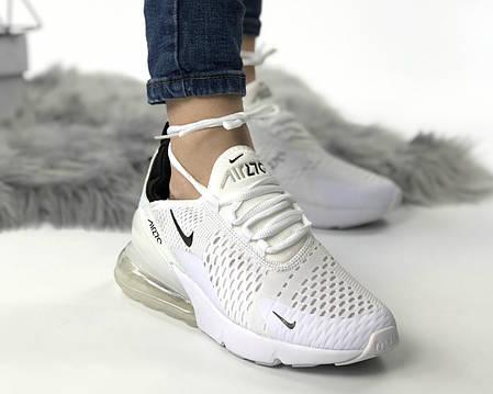 42bb7311 Стильные Женские кроссовки в стиле Nike Air Max 270 (36, 37, 38, 39 ...
