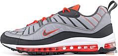 Мужские кроссовки Nike Air Max 98 Wolf Grey