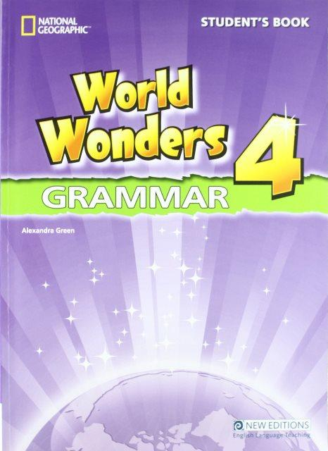 World Wonders 4 Grammar Book